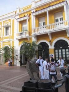 025 Carthagène des Indes (Colombie) 09 & 10 Juillet 2015