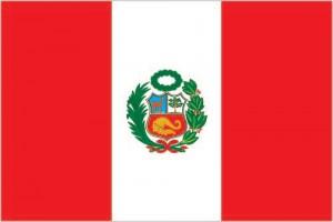 Pérou drapeau