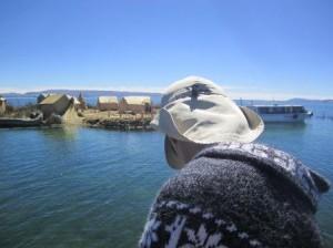 019 Puno-Lac Titicaca-île Taquile 27-09-2015
