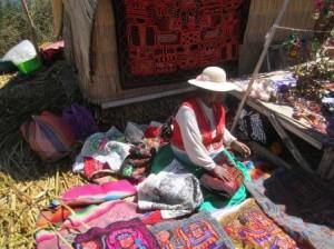 020 Puno-Lac Titicaca-île Taquile 27-09-2015