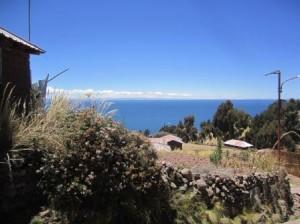 033 Puno-Lac Titicaca-île Taquile 27-09-2015