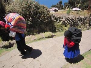 034 Puno-Lac Titicaca-île Taquile 27-09-2015