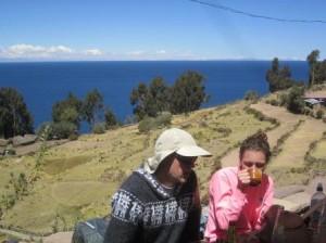 037 Puno-Lac Titicaca-île Taquile 27-09-2015