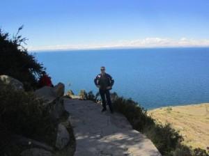 044 Puno-Lac Titicaca-île Taquile 27-09-2015