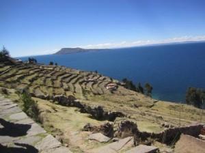 045 Puno-Lac Titicaca-île Taquile 27-09-2015